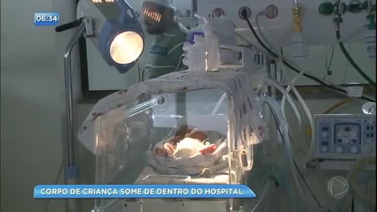 Bebê desaparece dentro de UTI de hospital de Belém (PA)