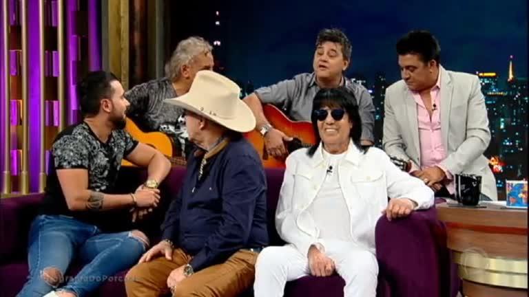 Sertanejos da velha guarda contam que acompanham trabalho dos novos nomes da música caipira