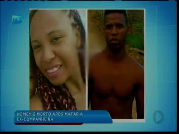 Após executar ex-companheira, homem é morto por populares…