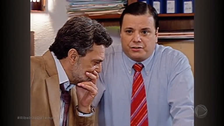 Nasinho e Virgílio armam plano para tirar a credibilidade da pousada