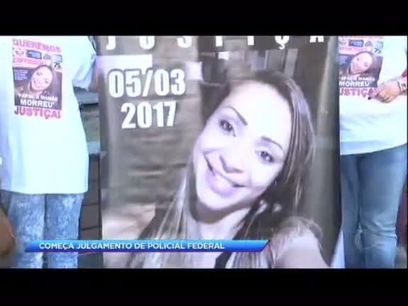 Policial Federal aposentado acusado de matar cunhada é julgado