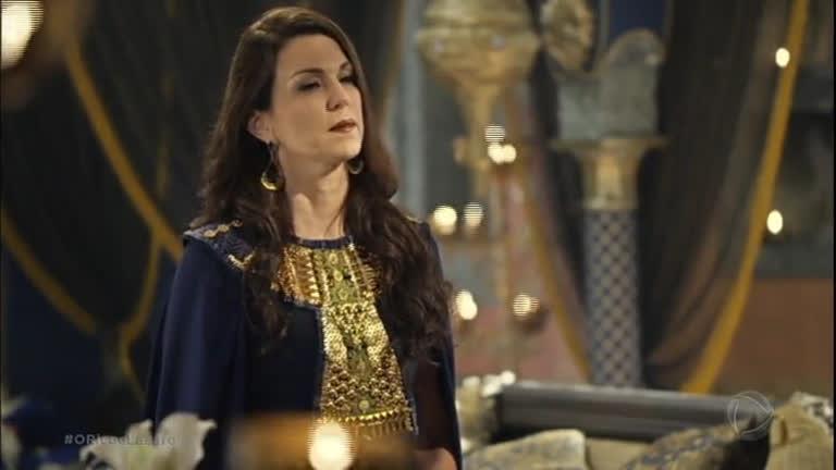 Amitis dá a permissão para que Gadise se case com Matias