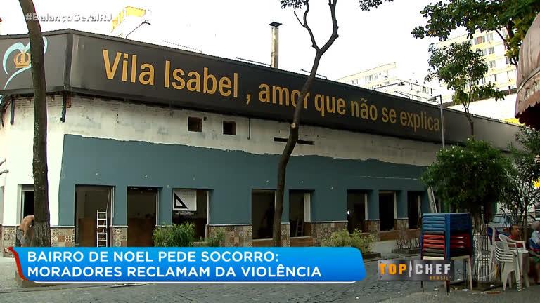5f17ad50f RJ: Moradores de Vila Isabel organizam manifestação contra violência no  bairro - Rio de Janeiro - R7 Balanço Geral RJ