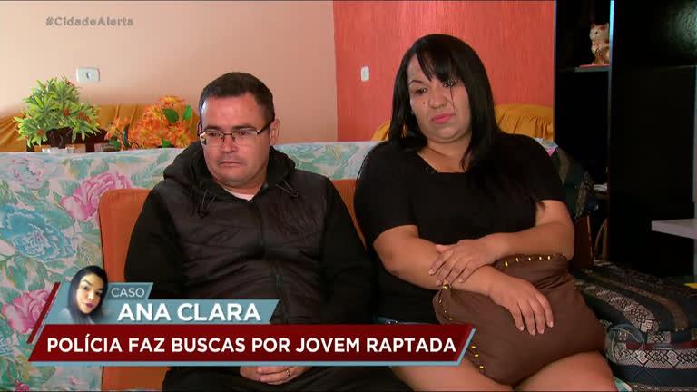 Caso Ana Clara: Polícia Faz Buscas Por Jovem Raptada