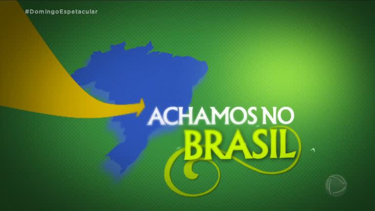 Achamos No Brasil : Conheça Os Moradores Da Cidade De SP