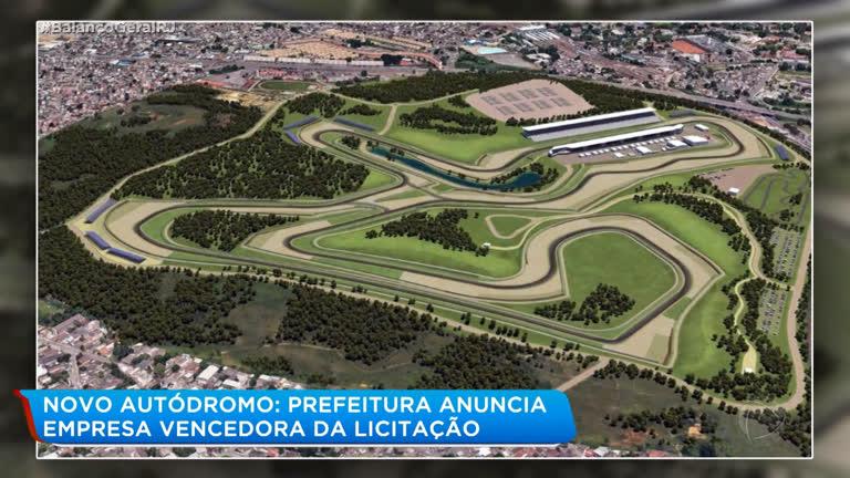 Prefeitura conclui processo de licitação para construção de novo autódromo