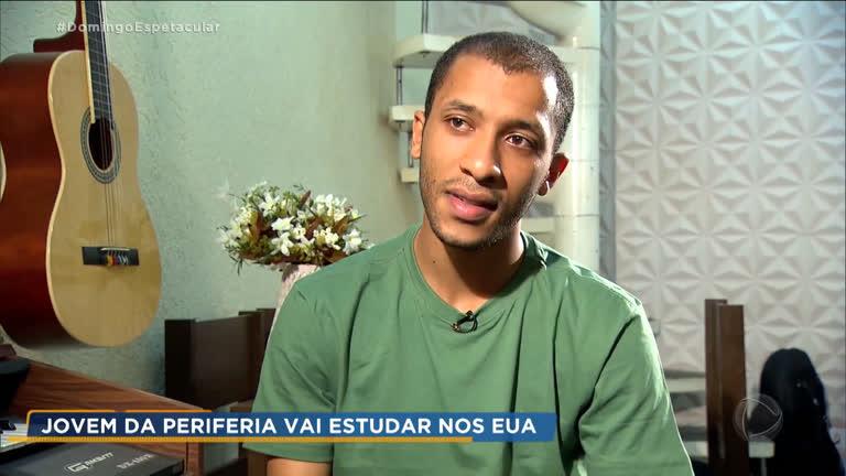 Resultado de imagem para Jovem da periferia de São Paulo vai estudar medicina em Harvard