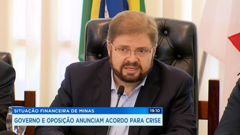 Acordo garante pagamento do 13º para servidores públicos de Minas - R7