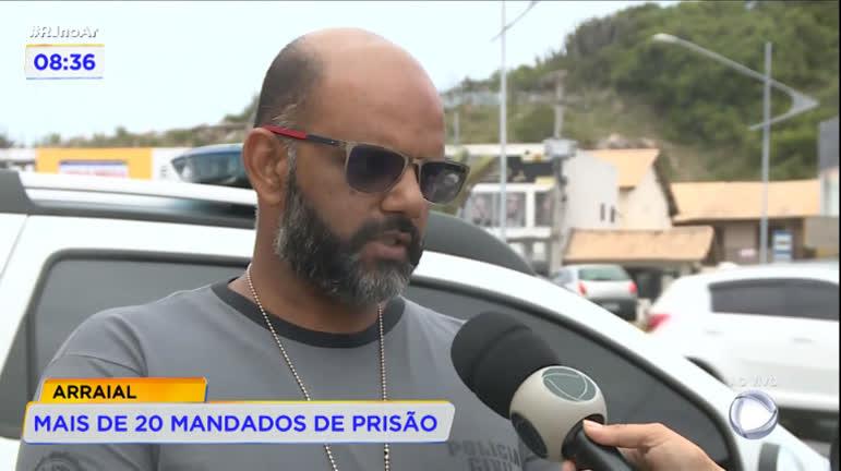 Polícia Civil faz operação contra tráfico de drogas na região dos lagos (RJ) - R7
