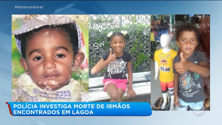 Polícia investiga morte de irmãos encontrados em lagoa em Aracaju (SE) - R7