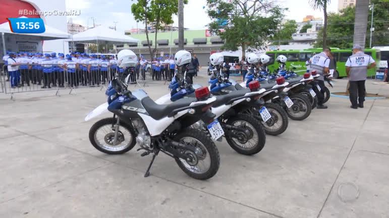 Duque de Caxias, na Baixada Fluminense, recebe Operação Segurança Presente - R7