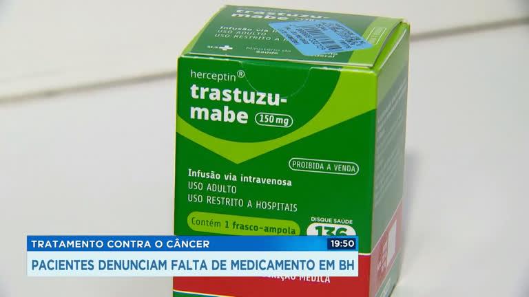 Pacientes sofrem com falta de remédio para tratamento do câncer - R7