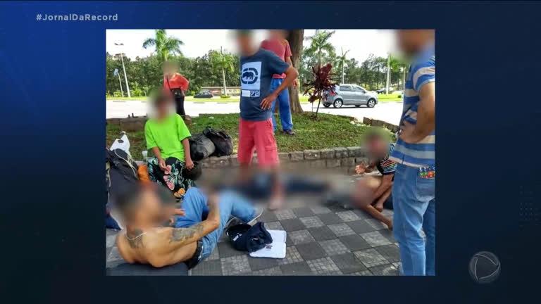 Quatro moradores de rua são encontrados mortos em Barueri (SP) - R7