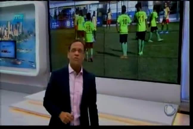 Inter de Milão abrirá escolinha de futebol em Salvador