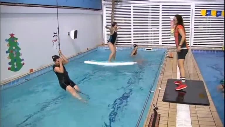 Cariocas dão show de exemplo com exercícios no verão