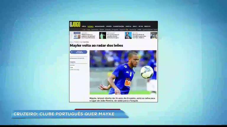 Esporte: Mayke está na mira de clube português