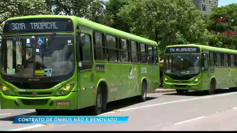 Prefeitura de Contagem (MG) não renova contrato com empresas de ônibus