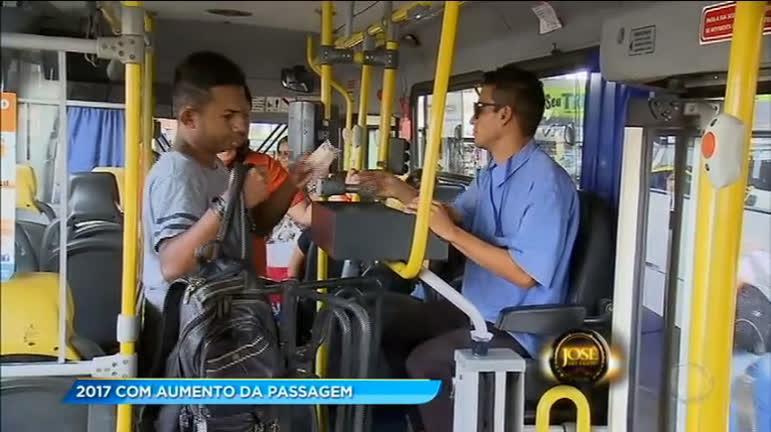 2017 começa passagens e ônibus e metrô mais caras no DF