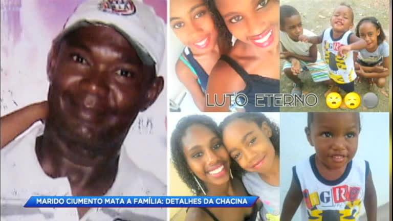 Homem que incendiou casa e matou a família é preso na Bahia