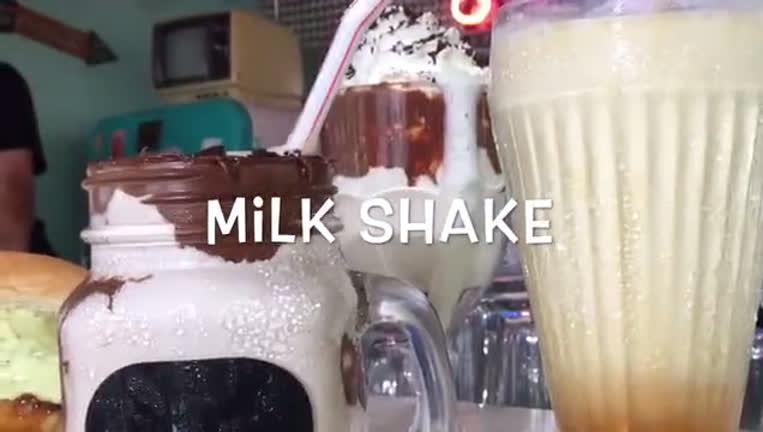 Descubra os Mitos e Verdades sobre o milk shake no Domingo Espetacular