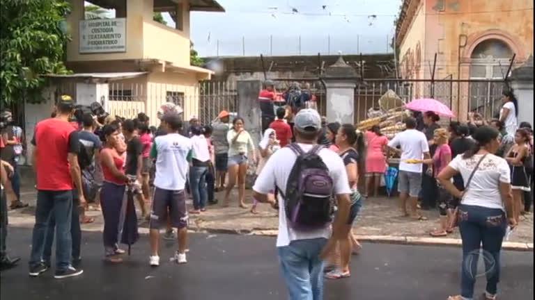 Presos foram ameaçados e já sabiam que seriam mortos 15 dias antes de rebelião em Manaus