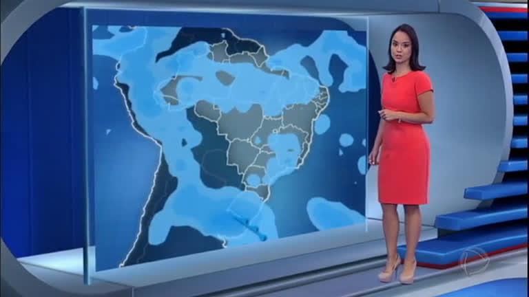 Temporais atingem região Sul do Brasil nesta terça (10)