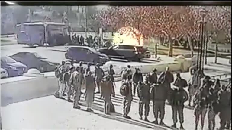 Forças israelenses anunciam prisão de 9 em resposta ao ataque com caminhão