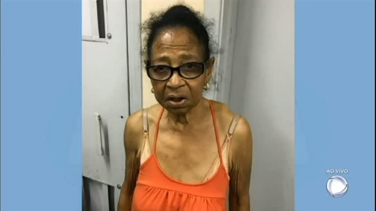 Vovó do tráfico: senhora de 83 anos é presa por tráfico de drogas em SP