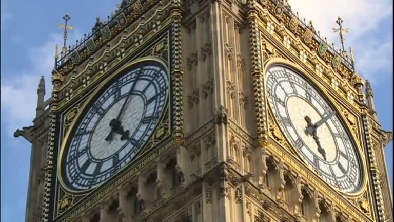 963f8baf238 Relógio símbolo da Inglaterra