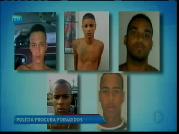 Saiba quem são os cinco foragidos após fim da ocupação no Engenho Velho da  Federação, em Salvador