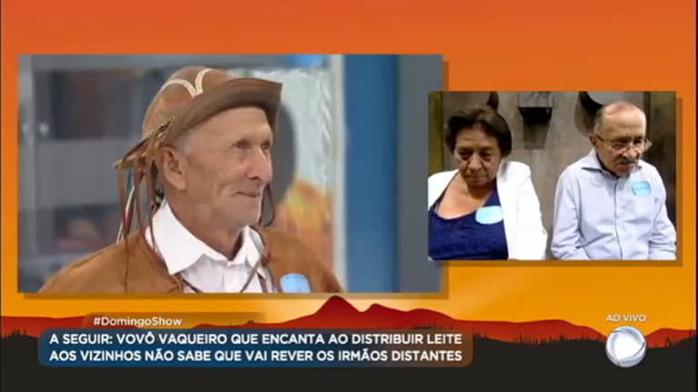 Domingo Show 19/11/2017 (Bloco 3)