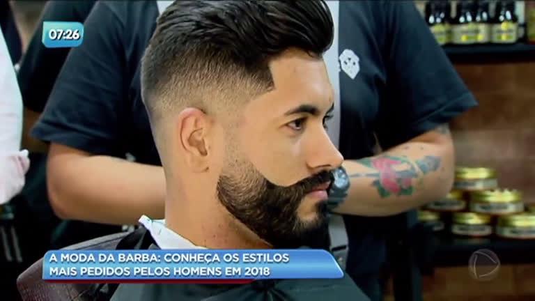 Conheça Os Estilos De Barba Mais Pedidos Pelos Homens Em 2018 Rio