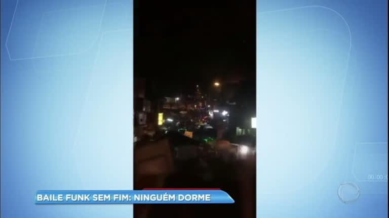 Bailes funk atraem milhares em Paraisópolis e tiram o sono de moradores