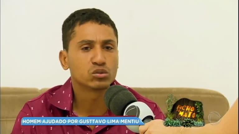 Hora da Venenosa: homem ajudado por Gusttavo Lima teria mentido para o cantor