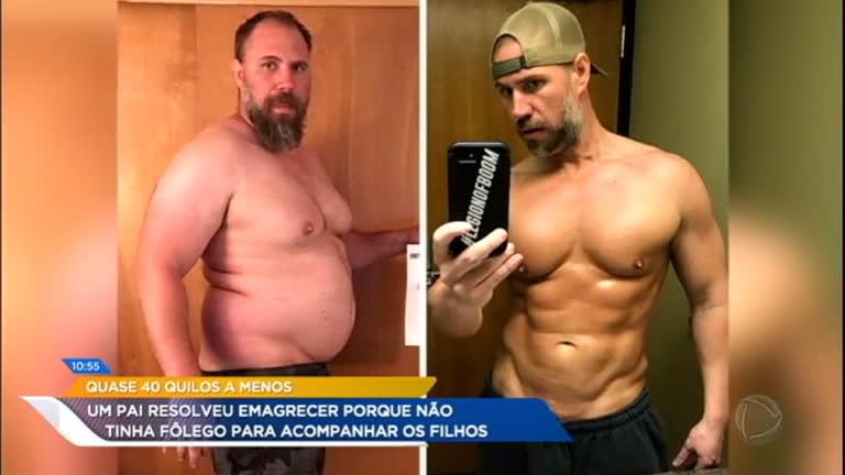 dieta para perda de peso homem