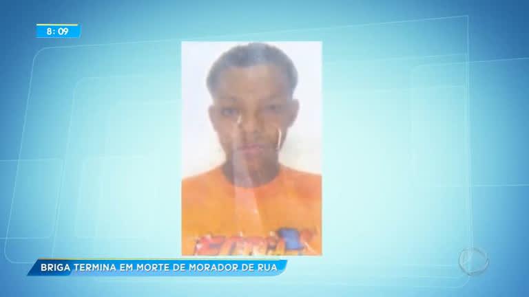 Briga acaba com morte de morador de rua no bairro Floresta ac619359dc9