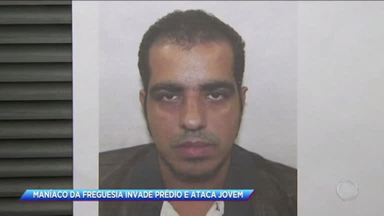 Estuprador Invade Prdio E Ataca Jovem Em Jacarepagu