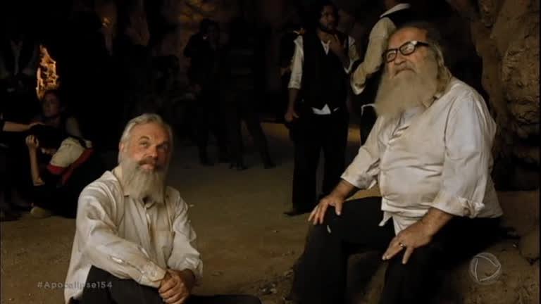 Gideon e Oziel encontram conforto em sua fé