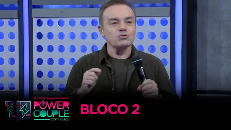 Power Couple Brasil (22/06/2018) - Bloco 2