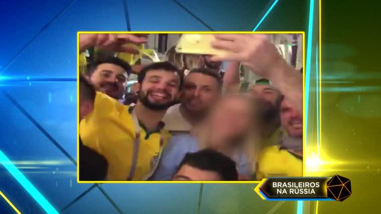 Domingo Espetacular revela o que pode acontecer com os brasileiros acusados de machismo na Rússia