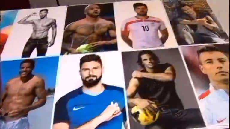 Conheça os jogadores bonitos da Copa da Rússia 2018