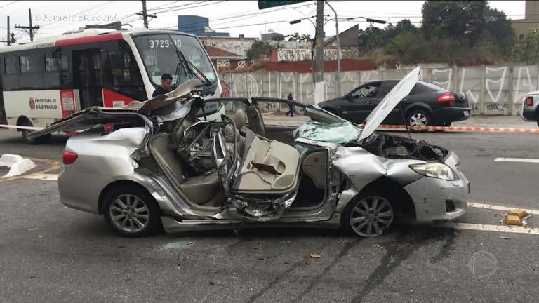 Cresce número de vítimas de acidentes de trânsito envolvendo ...