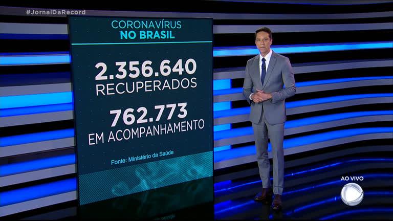 Coronavírus: Brasil registra 105.463 mortes, 1.262 nas últimas 24 ...