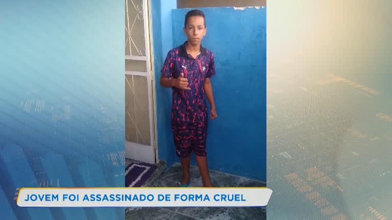 Jovem de 13 anos é assassinado em Contagem, na Grande BH