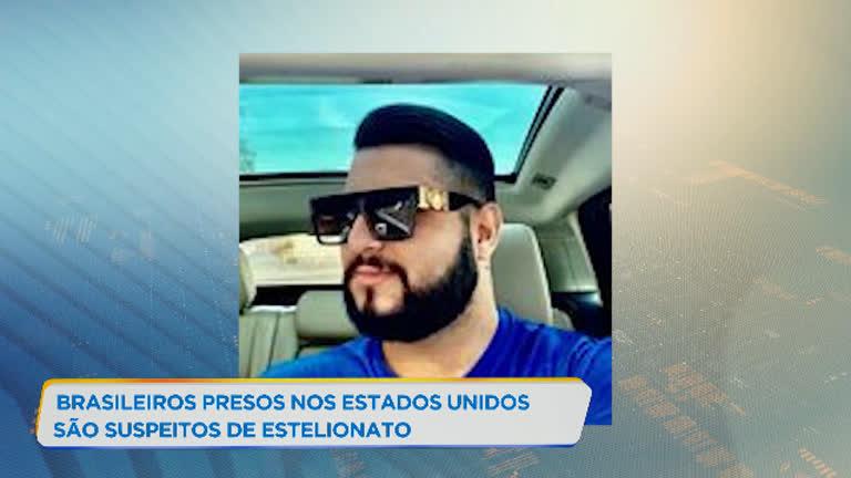Brasileiros são presos nos Estados Unidos suspeitos de estelionato