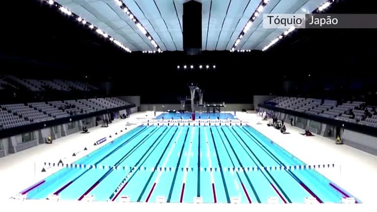 Pai e filho projetam arenas olímpicas com décadas de diferença