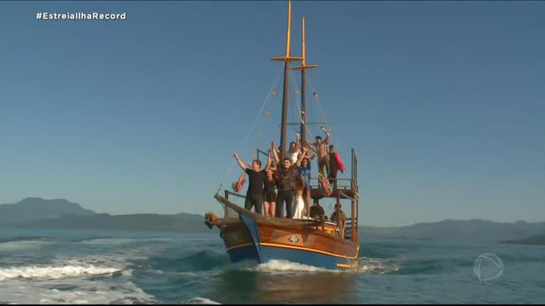 """Estreia do """"Ilha Record"""" bomba nas redes e já promete tretas no primeiro episódio; confira"""