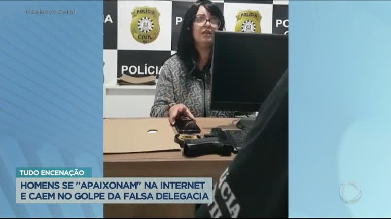 Criminosos criam falsa delegacia para extorquir vítimas com acusações de  pedofilia - RecordTV - R7 Balanço Geral