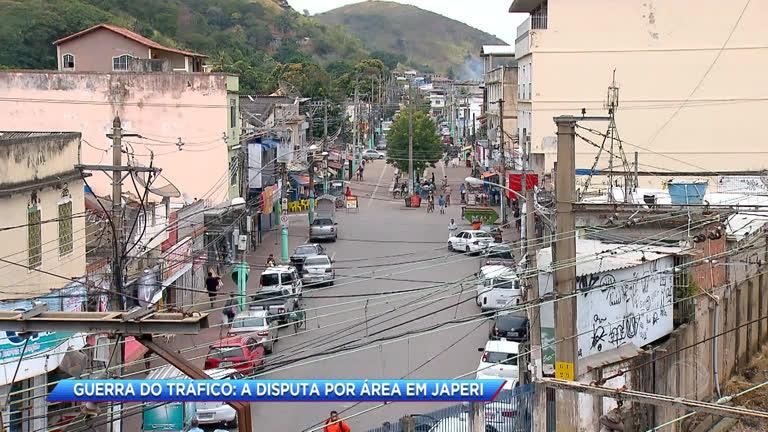 Japeri Rio de Janeiro fonte: vtb.r7.com