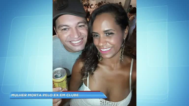 Mulher é morta por ex-marido em clube de BH - Minas Gerais - R7 Balanço  Geral MG 7040826d02245